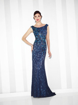Mon Cheri Cameron Blake - 117607 Fit And Flare Gown