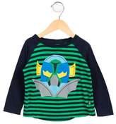 Stella McCartney Boys' Graphic Long Sleeve Shirt