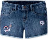 Levi's Doodle Shorts, Toddler & Little Girls (2T-6X)