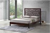 Asstd National Brand Baxton Studio Sakuro Circle Wood Platform Bed