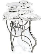 Michael Aram 12-Leaf Lilly Pad Coffee Table