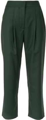 ANNA QUAN Straight-Fit Trousers