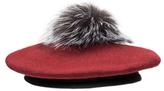 Eugenia Kim Hadley Newsboy Hat