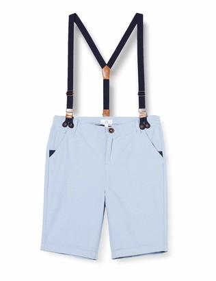 ZIPPY Boy's Pantalon Corto Con Tirantes Ss20 Board Shorts