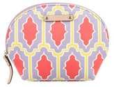 Kate Spade Multicolor Canvas Cosmetic Bag