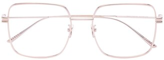 Bottega Veneta Square-Frame Optical Glasses