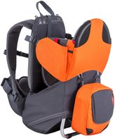 Phil & Teds Parade Backpack Carrier - Orange/Gray
