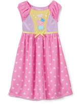 Komar Kids Peppa Pig Princess Nightgown - Toddler