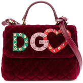 Dolce & Gabbana logo quilted bag