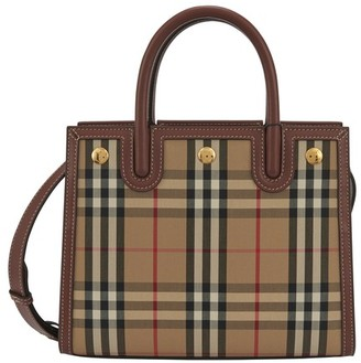 Burberry Title tote bag small model