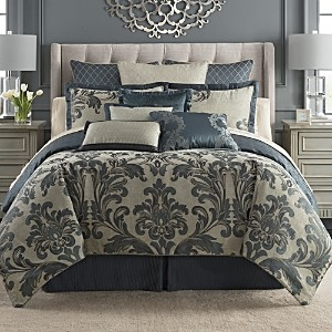 Waterford Everett Reversible Comforter Set, King