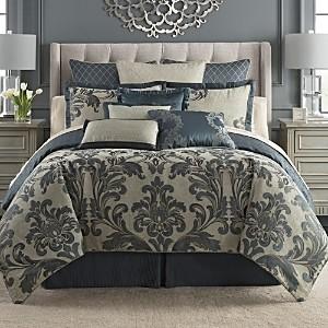 Waterford Everett Reversible Comforter Set, Queen