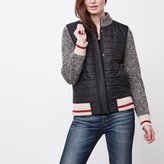 Roots Quilted Cabin Jacket