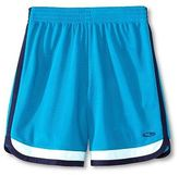 Champion Girls' Basketball Shorts Intense Aqua