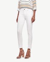 Ann Taylor Curvy Skinny Ankle Jeans