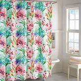 Tropical Paradise Shower Curtain