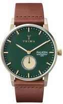 Triwa Falken Leather Strap Watch, 38Mm