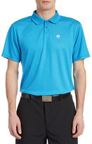 Golf Canada Core Dot Stripe Polo