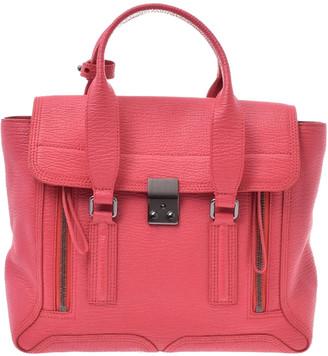3.1 Phillip Lim Phillip Pink Leather Lim Pashli Satchel