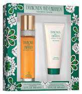 Elizabeth Taylor Emeralds & Diamonds by Women's Fragrance Gift Set - 2pc