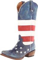 Roper Women's American Flag Boot