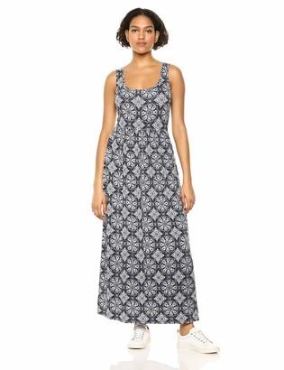 Amazon Essentials Tank Waisted Maxi Dress Casual