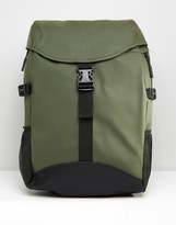 Rains Runner Backpack In Green