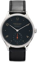 Nomos Glashütte Minimatik Midnight Blue 35.5mm