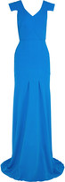 Roland Mouret Salters crepe gown