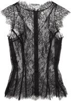 Natasha Zinko Corded lace top