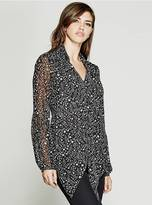 GUESS Seeing Stars Blouse