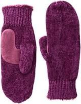 Isotoner Women's Chenille Mittens
