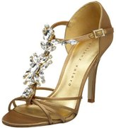 Women's Crystal Jeweled Sandal