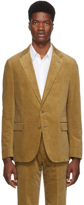 Ralph Lauren Purple Label Tan Corduroy Hadley Sport Coat