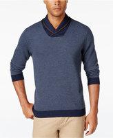 Tasso Elba Men's Shawl-Collar Sweater, Only at Macy's