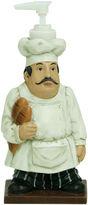 Bacova Guild Luigi the Chef Soap Dispenser