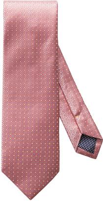 Eton Men's Patterned Silk Tie