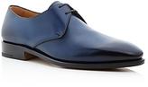 Salvatore Ferragamo Tramezza Ombre Leather Plain Toe Derbys