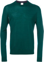 Paul Smith crew-neck jumper - men - Merino - XS