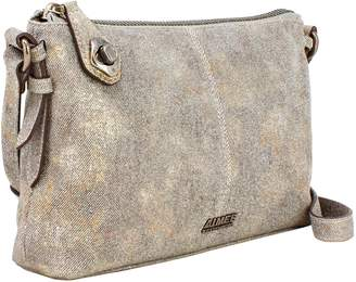 Aimee Kestenberg Leather Crossbody Handbag - Born Free