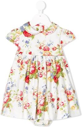 Ralph Lauren Kids Floral Print Dress