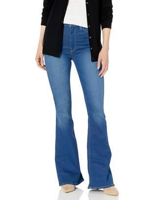 Hudson Jeans Women's Holly HIGH Rise Flare Leg Jean