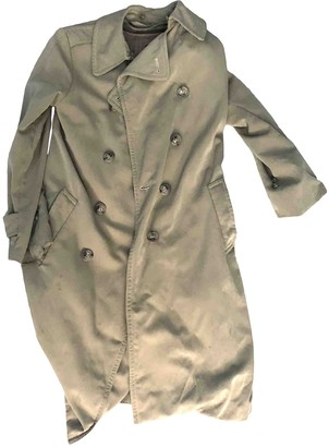 Ralph Lauren Beige Wool Coat for Women