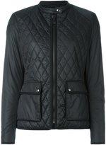 Belstaff zipped quilted jacket