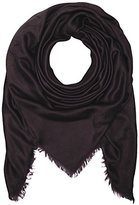 Armani Jeans Women's All Over Eagle Printed Scarf