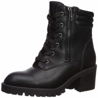 Madden-Girl Women's Hush Combat Boot