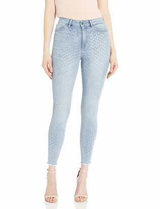 DL1961 Women's Farrow-High Rise Skinny Jeans in Klein 23