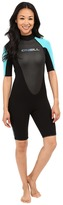 O'Neill Reactor Spring Suit Women's Wetsuits One Piece