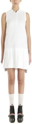 Thom Browne Sleeveless Tennis Dress