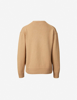 Ports 1961 Relaxed-fit wool-blend jumper